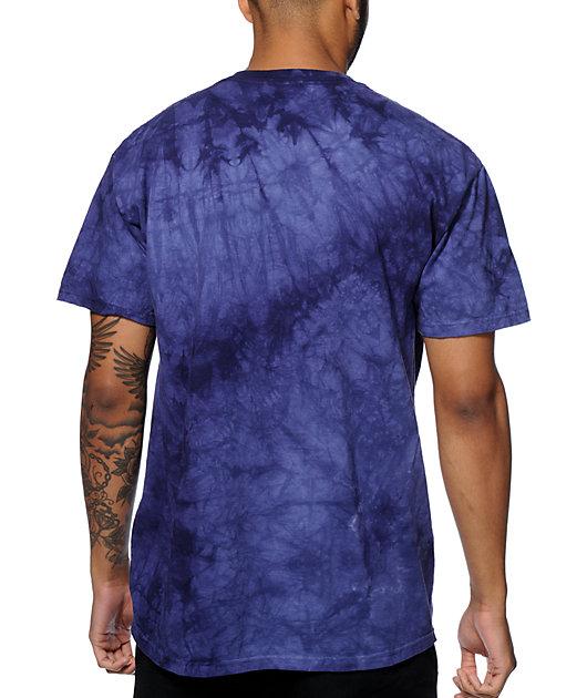 Element x The Mountain 10 Wolves Tie Dye T-Shirt