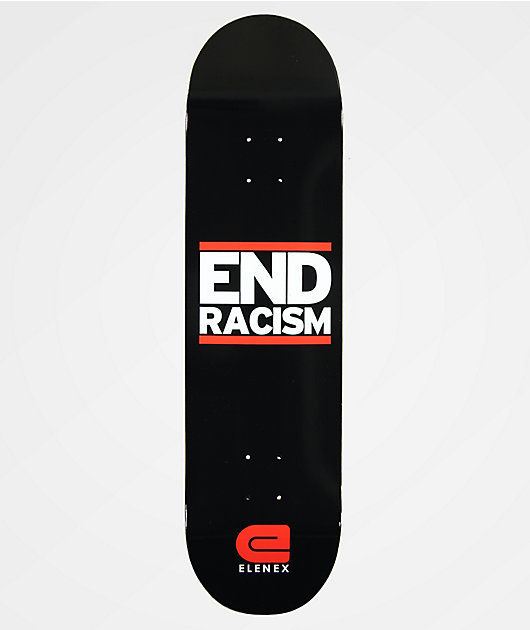 Elenex End Racism 8.25