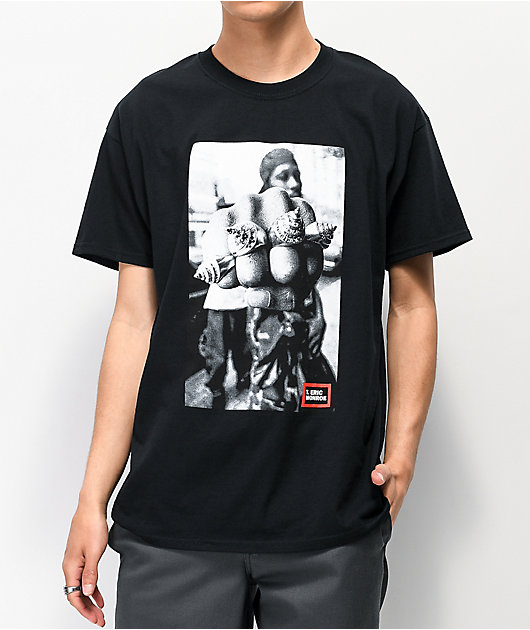 Elenex RZA Rings camiseta negra