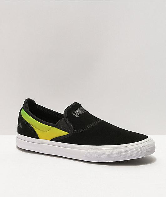 Emerica x Creature Wino G6 Slip-On Skate Shoes