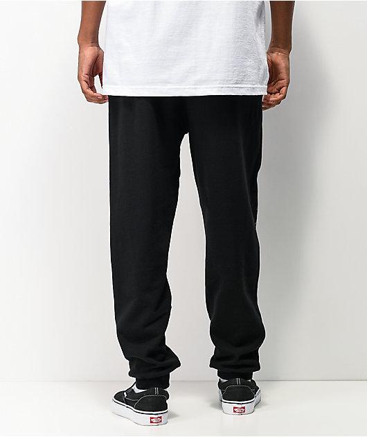Empyre Barbed Black Jogger Sweatpants