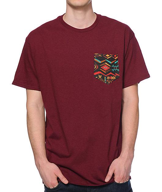 Empyre Crazy Pocket camiseta