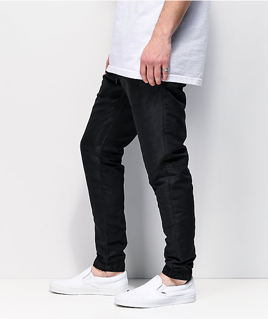 Empyre Creager Black Track Pants