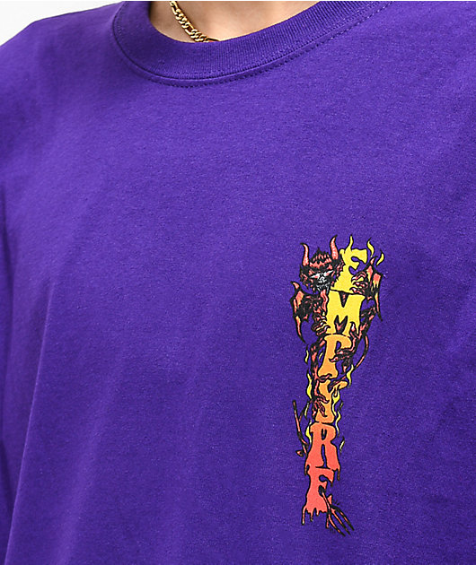 Empyre Diablo Purple T-Shirt