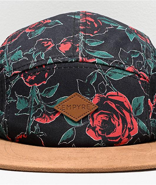 Empyre Eliza Rose 5 Panel Strapback Hat