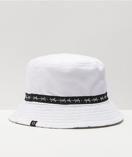 Empyre Feelin' Fly White Bucket Hat