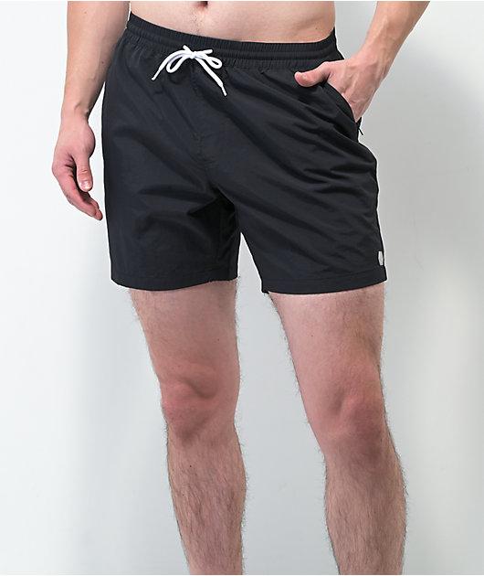 Empyre Floater Black Board Shorts
