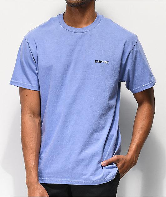 Empyre Flora Revival camiseta morada