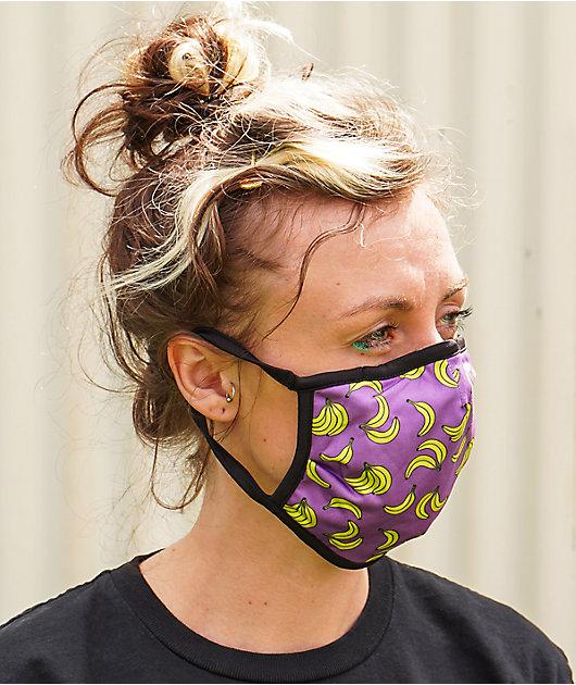 Empyre Going Bananas Face Mask