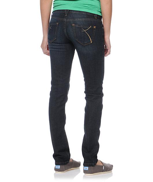 Empyre Hannah Dark Indigo Skinny Jeans