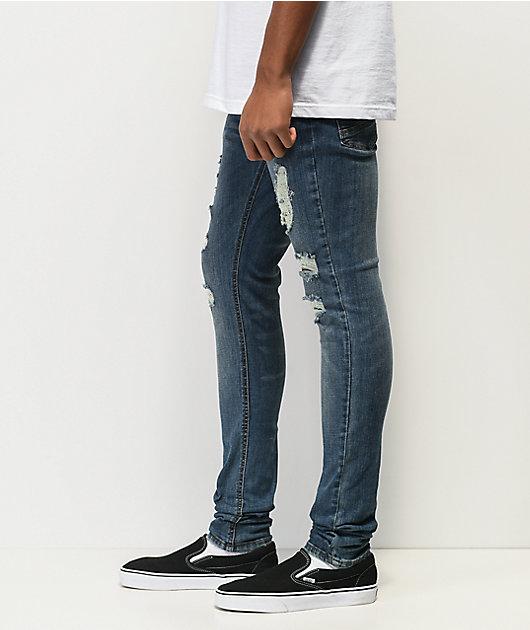 Empyre Havoc EXT Stretch Super Skinny Jeans