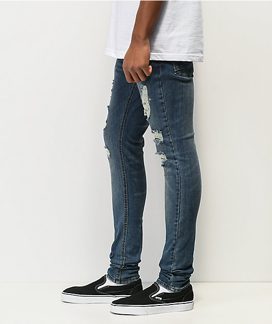Empyre Havoc EXT jeans elásticos súper ajustados