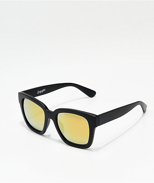Empyre Jayce Pink & Black Sunglasses