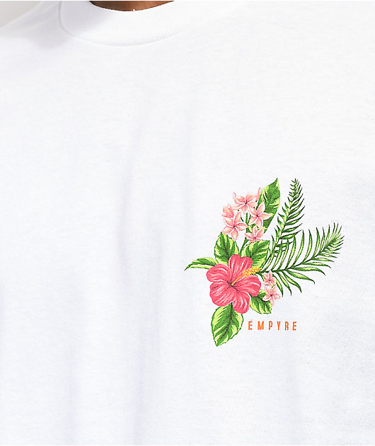 Empyre Like A Jungle camiseta blanca