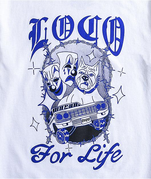 Empyre Loco White T-Shirt
