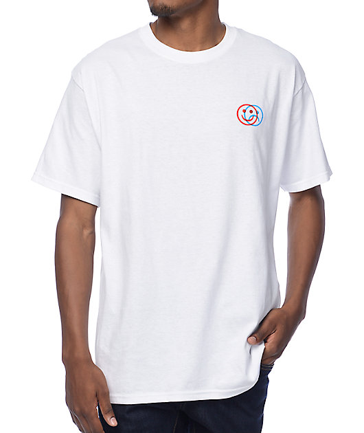 Empyre Love Me-Hate Me White T-shirt