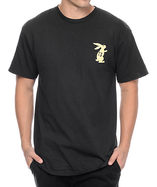 Empyre Lucky Day Black T-Shirt