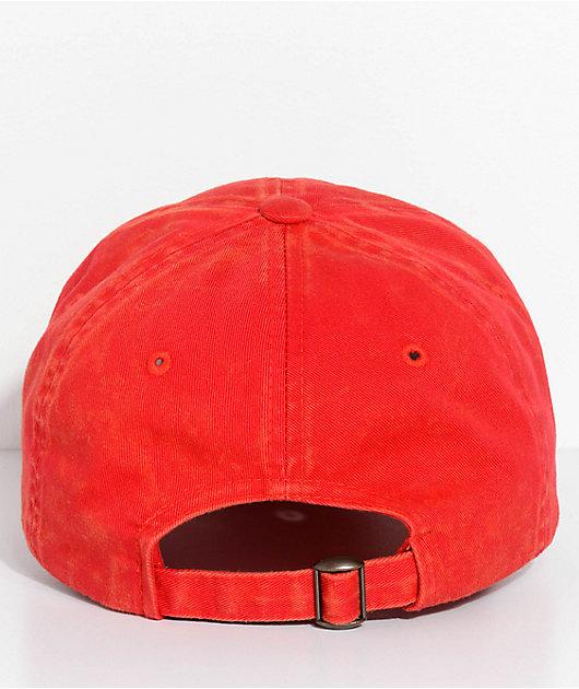 Empyre Make Friends Red Baseball Hat