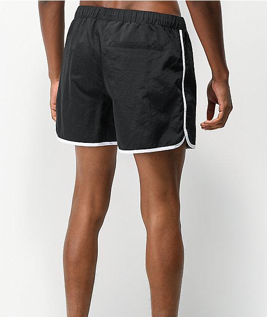 Empyre Maybe shorts de baño negros