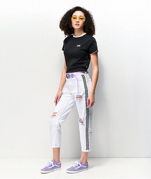Empyre Miller Slim Round Yellow Sunglasses