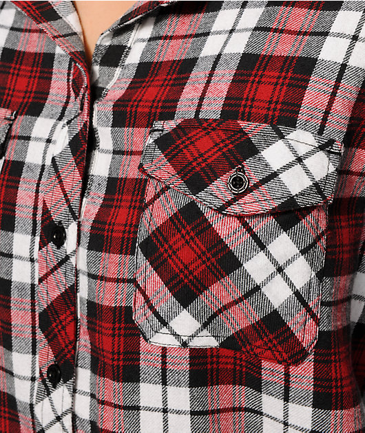 Empyre Omega Red Flannel