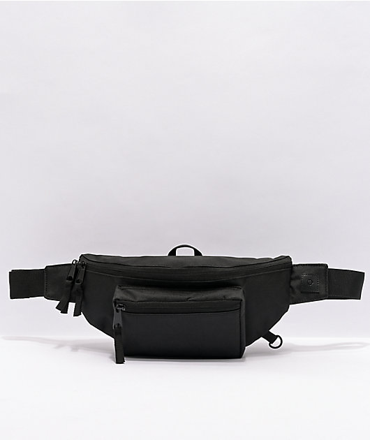 Empyre Packer Black Fanny Pack