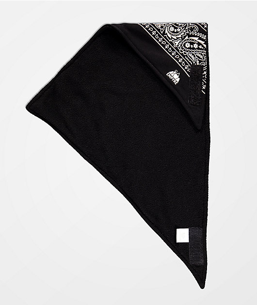 Empyre Paisley Black & White FaceCover