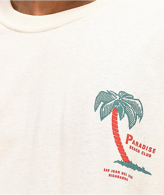 Empyre Paradise Club camiseta natural