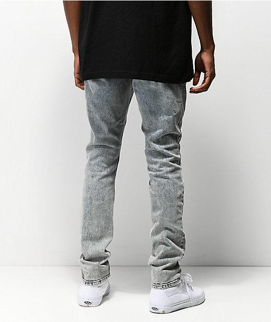 Empyre Recoil Brett Light Blue Super Skinny Denim Jeans