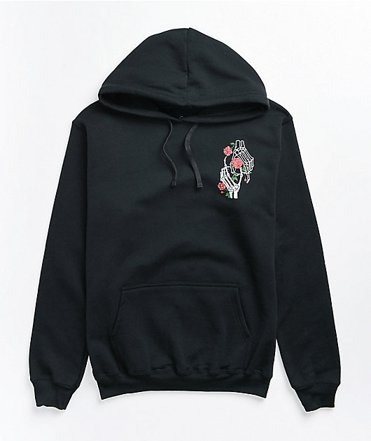 Empyre Remain Alive Black Hoodie