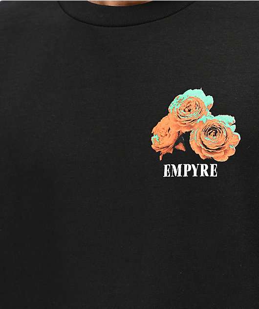 Empyre Roots of Loyalty camiseta negra