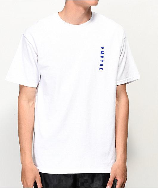 Empyre Serpents White T-Shirt