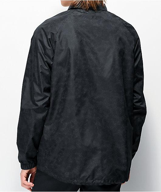 Empyre Shawn chaqueta entrenador negra