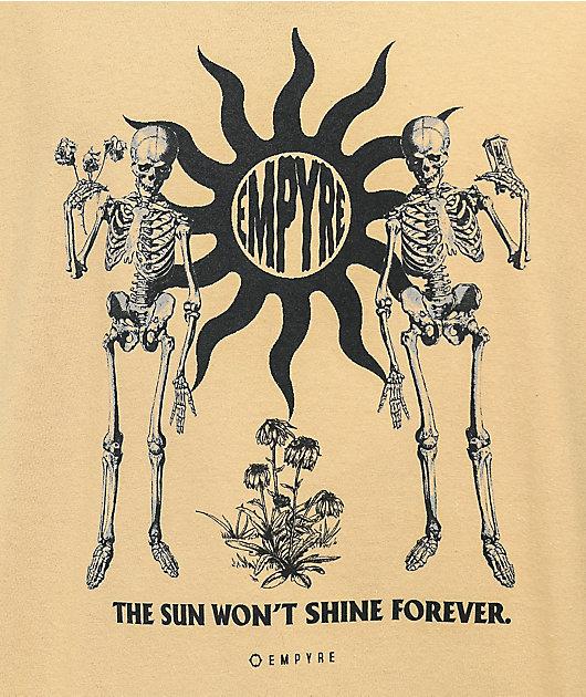Empyre Shine Forever Tan T-Shirt