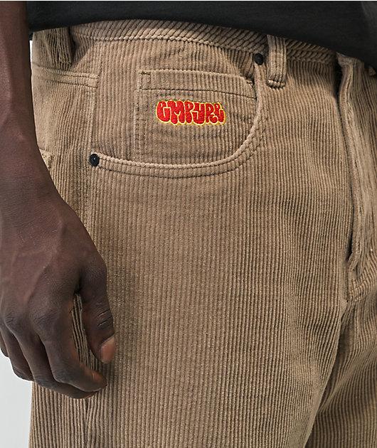 Empyre Skate Khaki Corduroy Pants