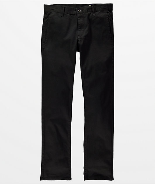 Empyre Skeletor Black Chino Pants