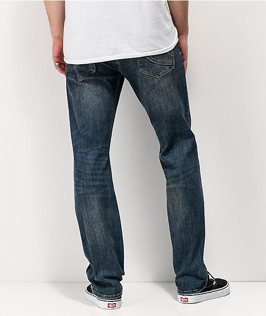 Empyre Skeletor Bound EXT Stretch Skinny Jeans