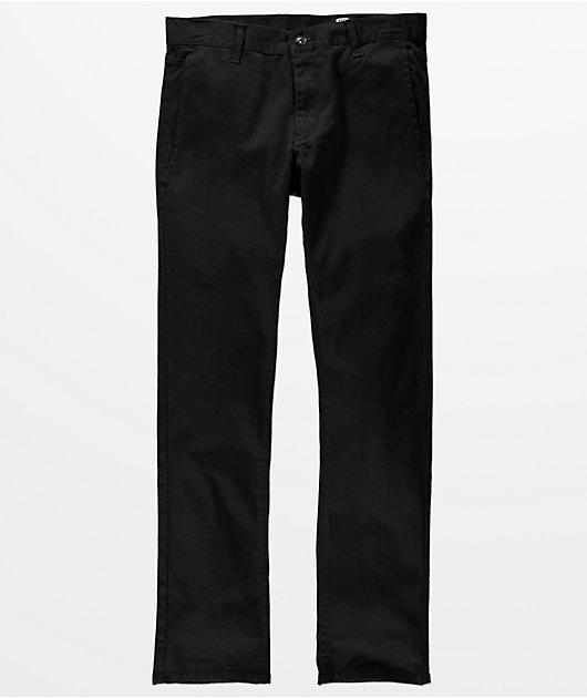 Empyre Skeletor Chino pantalones negros