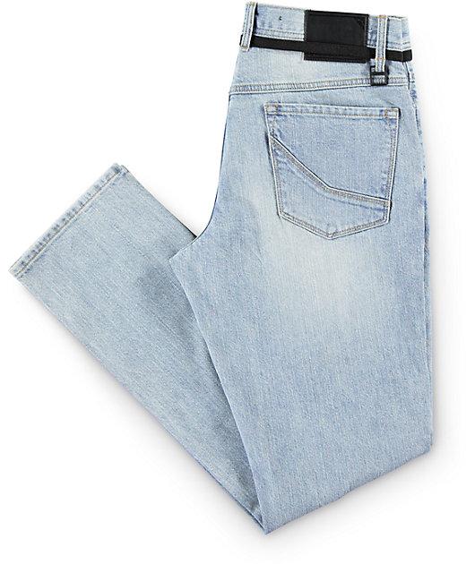 Empyre Skeletor Classic Light Skinny Fit Jeans