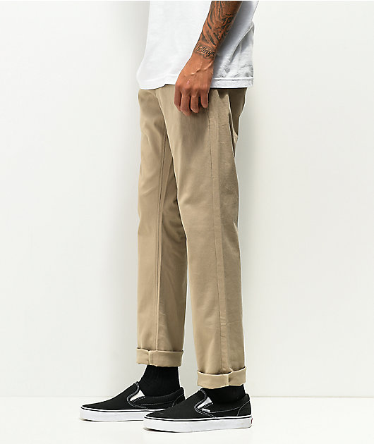 Empyre Skeletor Khaki Chino Pants