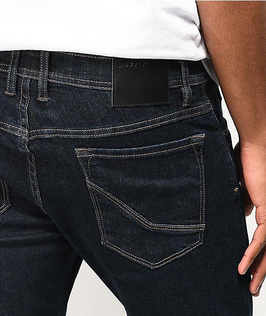 Empyre Skeletor Rinse EXT Stretch Skinny Jeans