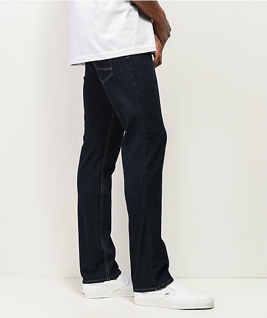 Empyre Skeletor Rinse EXT jeans ajustados elásticos