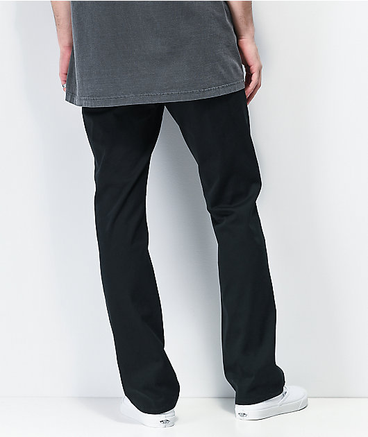 Empyre Sledgehammer Black Chino Pants
