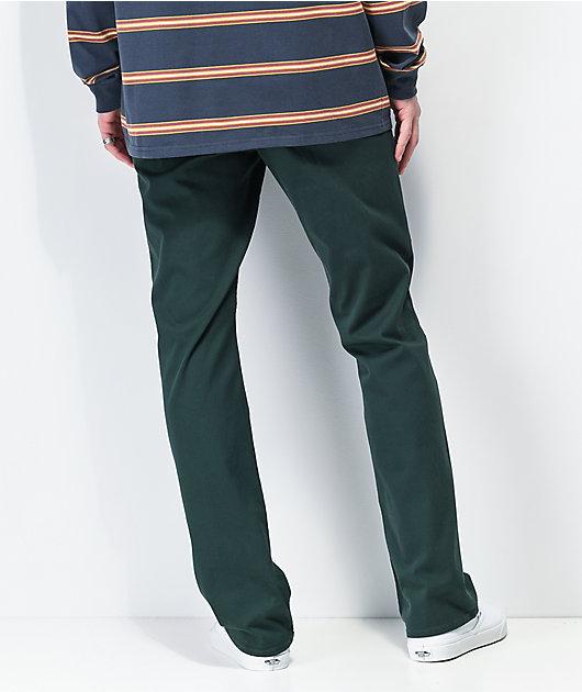Empyre Sledgehammer Green Chino Pants