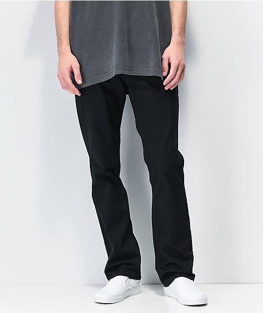 Empyre Sledgehammer pantalones chinos negros