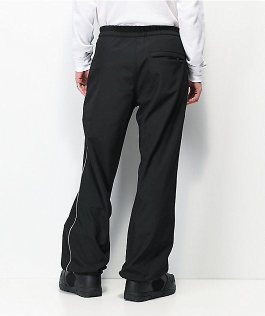 Empyre Softy Reflective & Black 10K Snowboard Pants
