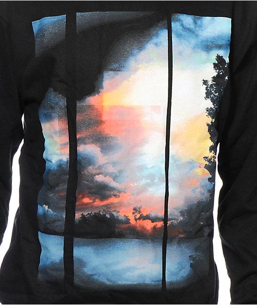Empyre Sunset Dreams Crew Neck Sweatshirt