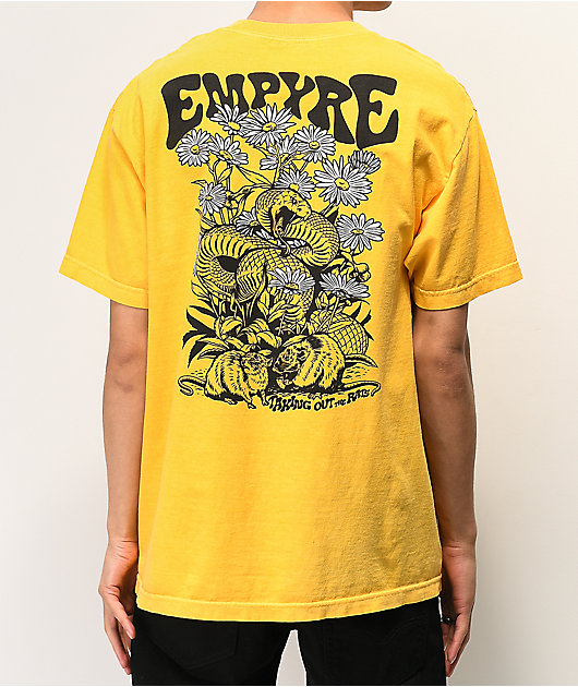 Empyre Taking Out The Rats camiseta dorada