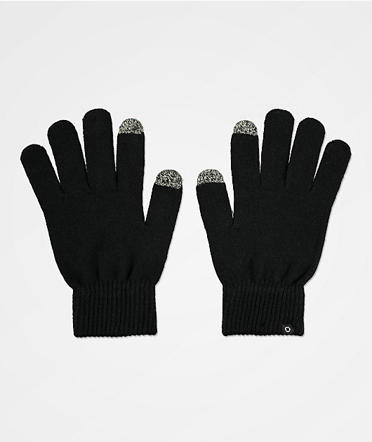 Empyre Textremity Black Gloves