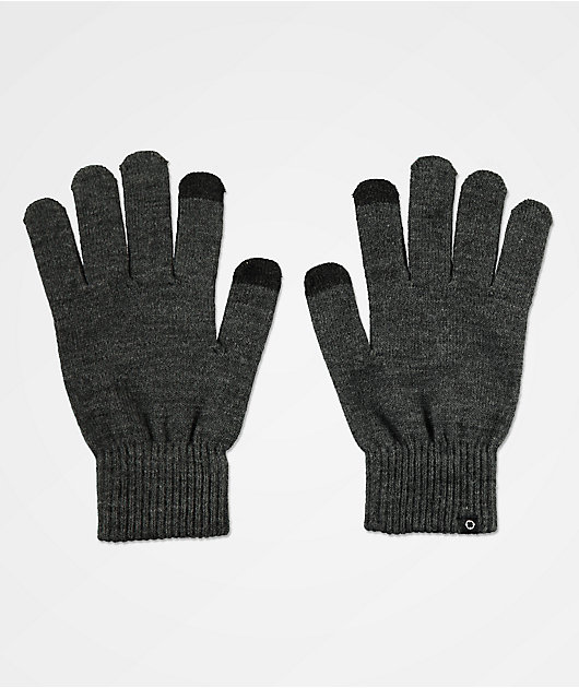 Empyre Textremity Grey Gloves